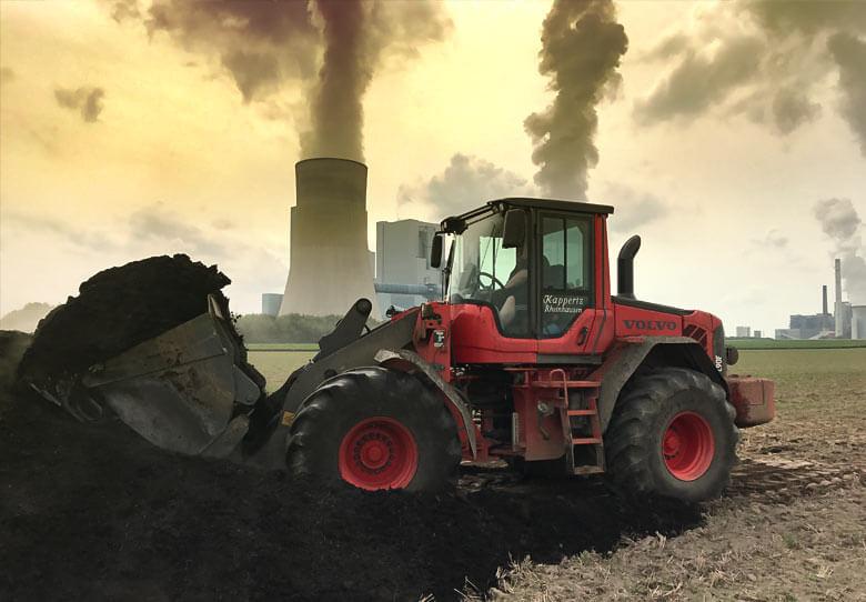 Kappertz-Agrar-Ausbringung-von-klaerschlamm-mit-Radlader